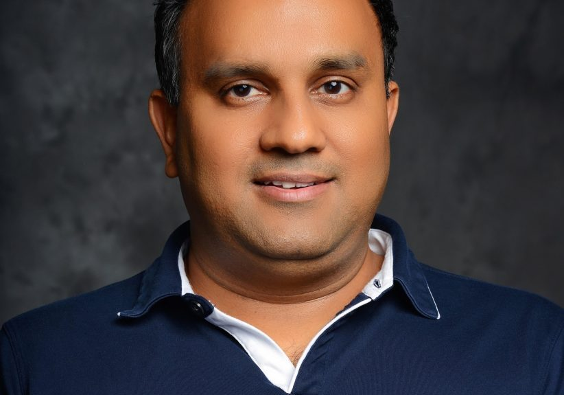 Navaneeth Professional Headshot